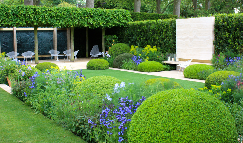 Highlights van de chelsea flower show 2015 video for Ideas para decorar el jardin de mi casa