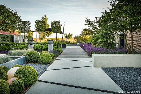 XTRRDNR GARDENS copyright Erik van Gelder dutch gardendesign book luxury gardens