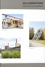 Tuinboek Zollverein Park in cg.concept