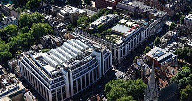 Kensington Roof Gardens na 35 jaar dicht [VIDEO]