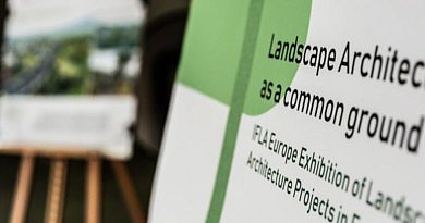 Tentoonstelling | 'Landscape Architecture as a common ground op campus Jette