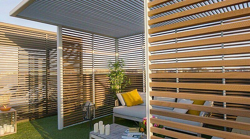 CG Concept Magazine: Aluvision Outdoor Living - Pure Outdoor Unit